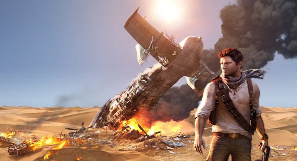 Uncharted 3 alumbra la GDC en 3D con la Villana Katherine Marlowe