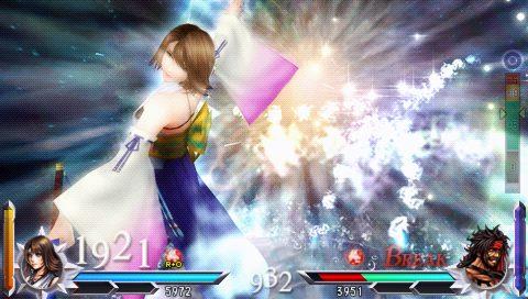 Videos de los Ex Burst en Dissidia 012 [duodecim] Final Fantasy