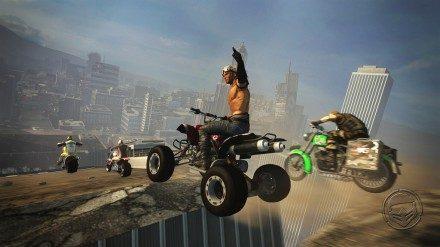 Actualización del lanzamiento de MotorStorm Apocalypse