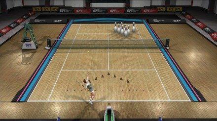 Virtua Tennis 4, sirve contenido exclusivo en el PlayStation 3