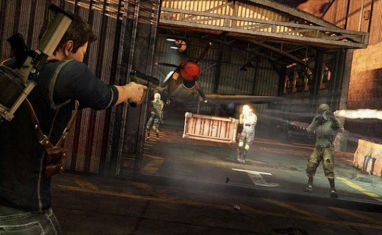 Detalles del multijugador de Uncharted 3.