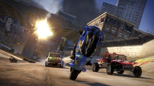 MotorStorm Apocalypse corre a las tiendas este 3 de mayo