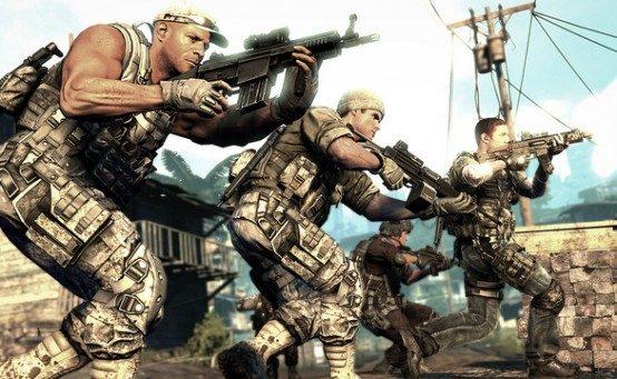 SOCOM 4: Como pasar un nivel sin disparar una sola bala.