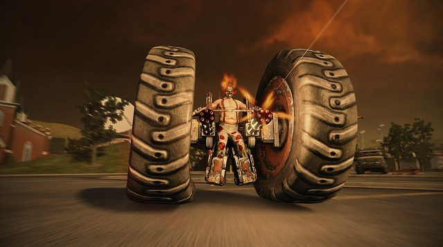 Trailer extendido de Twisted Metal