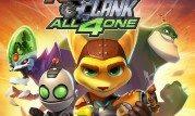 Ratchet & Clank: All 4 One llega el 18 de octubre