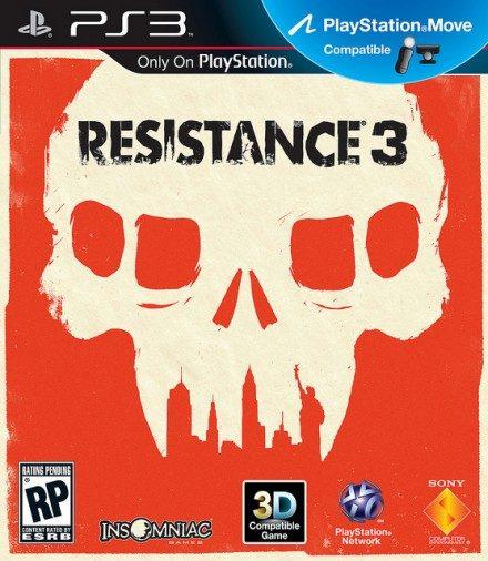 Revelada la portada de Resistance 3