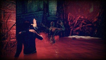 Akira Yamaoka habla sobre el audio de Shadows of the Damned