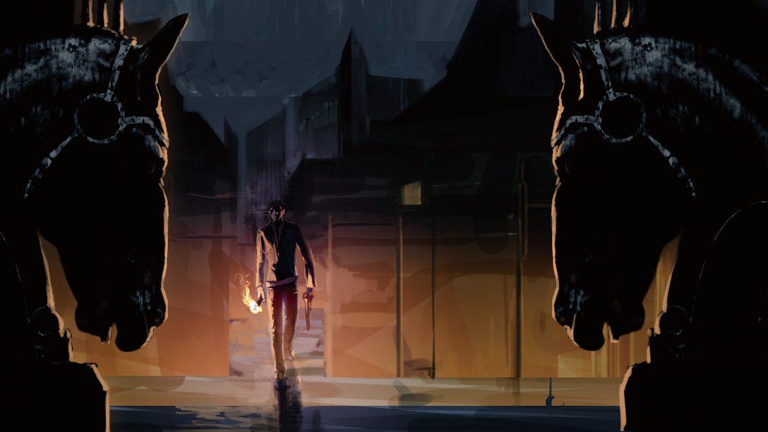 Las primeras horas en la penumbra de Shadows of the Damned