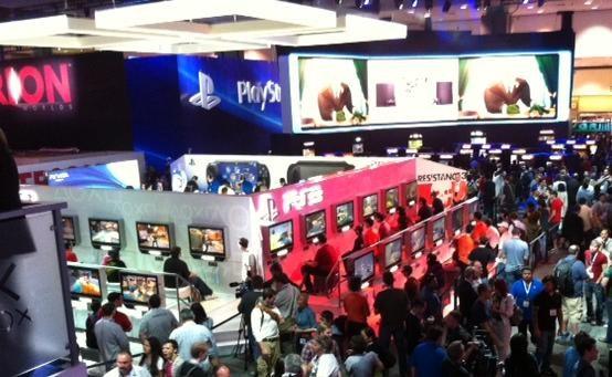 Estamos en vivo desde el E3 (día 2)