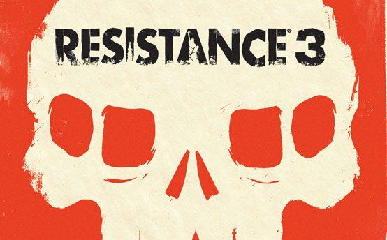 Resistance 3 está terminado, el disco tendrá contenido extra.