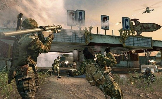 Call of Duty: Black Ops Annihilation ya está disponible