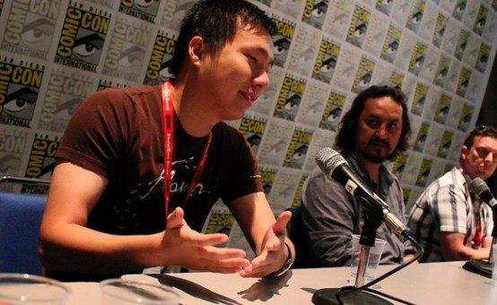 Panel de Journey en la Comic-Con 2011
