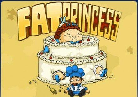 Bundle de aniversario de Fat Princess disponible hoy