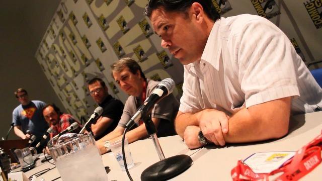 Panel de Starwawk en la Comic-Con 2011