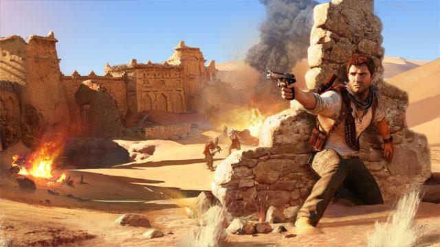 Trailer en español latino de Uncharted 3