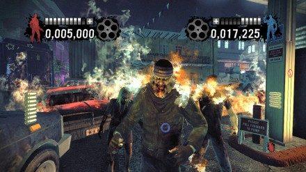 Conoce Naked Terror un nuevo nivel de House of the Dead: OVERKILL