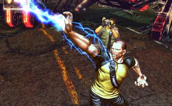 EVO: Yoshinori Ono nos platica los orígenes de Cole en Street Fighter X Tekken