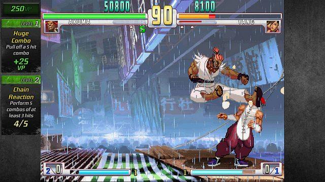 Street Fighter III: Third Strike Online Edition disponible hoy en PSN