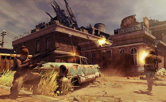 El multijugador de Resistance 3 se mueve hasta el suelo Australiano.