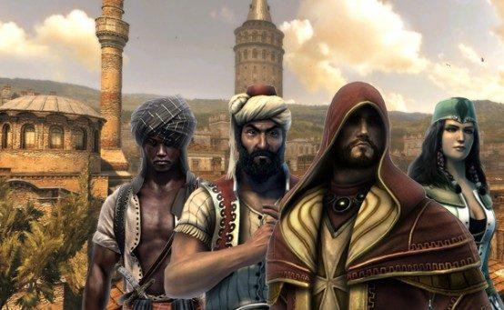 La Beta de Assassin's Creed Revelation llega a PlayStation Plus el 3 de septiembre.