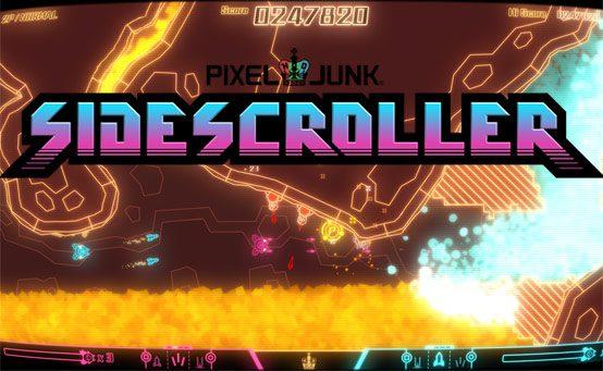 Nuevo trailer de PixelJunk sidescroller