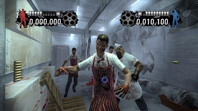 Creeping Flesh: nuevo nivel de House of the Dead: OVERKILL – Extended Cut