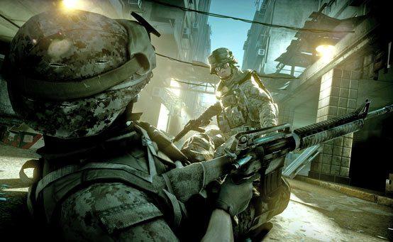 Campaña Cooperativa de Battlefield 3