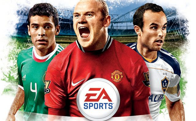 Con ustedes la portada de FIFA 12