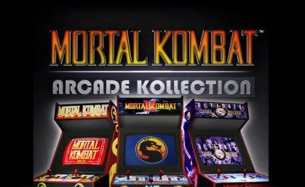 Mortal Kombat Arcade Kollection disponible mañana en PSN