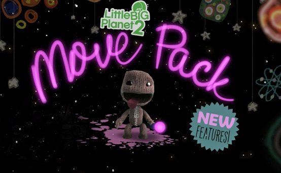 El Move Pack de LittleBigPlanet aterriza hoy