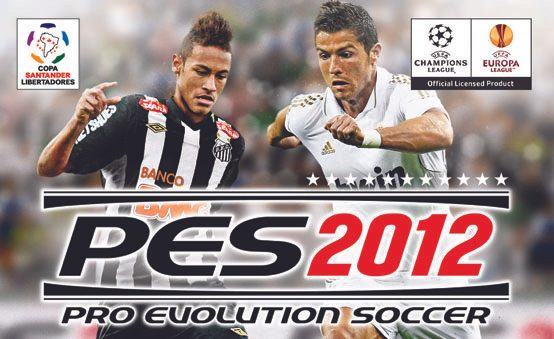 Conozcan la portada de Pro Evolution Soccer 2012