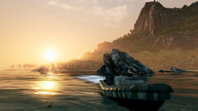 Crysis Hoy disponible en PSN en 3D, mira el trailer de lanzamiento