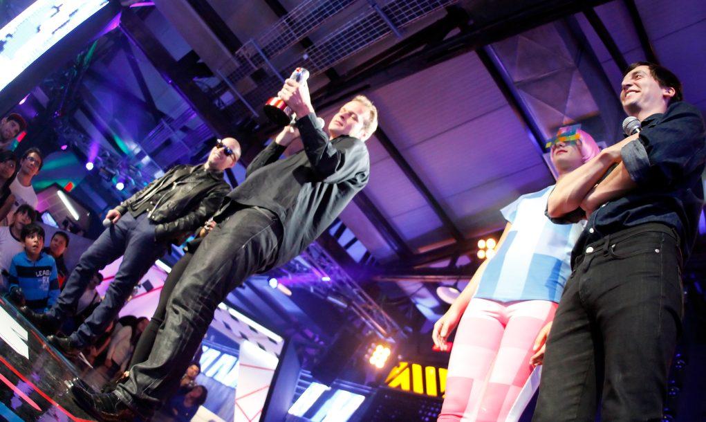 PlayStation gana en grande en los MTV Video Game Awards 2011