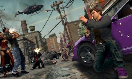 SCEA y THQ anuncian contenido exclusivo para Saints Row: The Third en el PS3