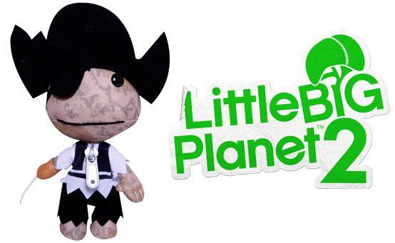 Productos oficiales de LittleBigPlanet 2 ya disponibles en México.