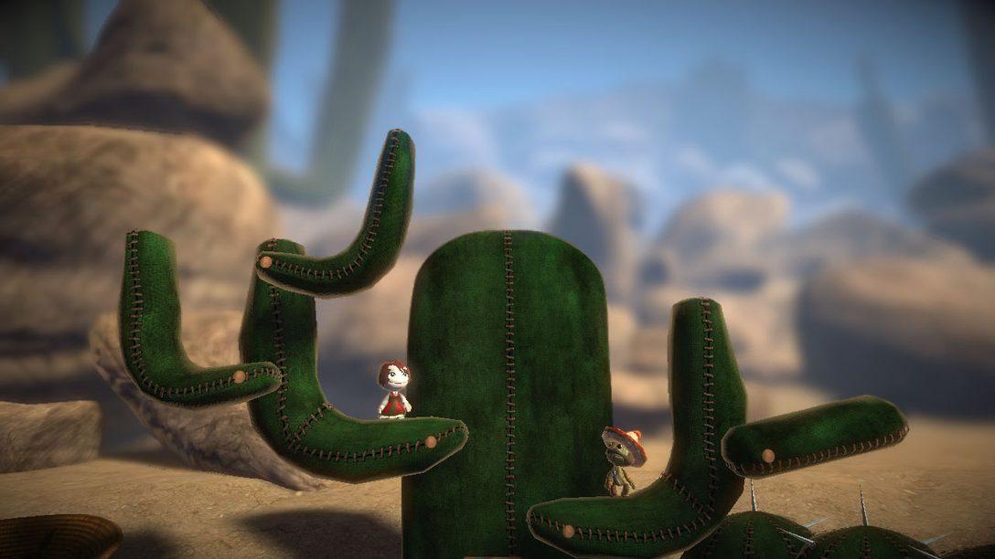 La inspiración Latina detrás de LittleBigPlanet