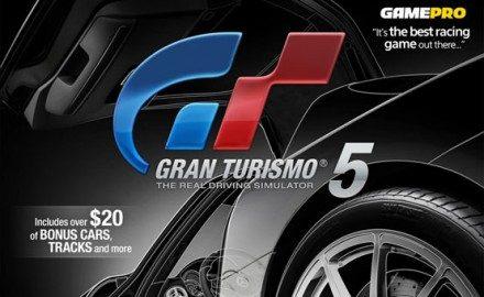 Gran Turismo 5 XL Edition, a la venta este mes