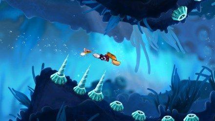 Rayman Origins listo para el lanzamiento del PlayStation Vita