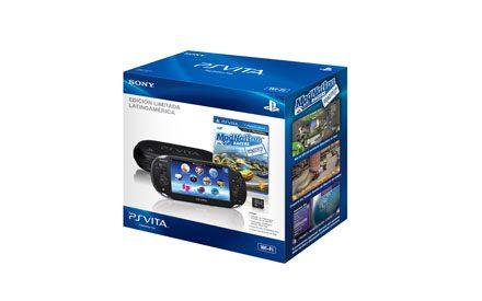 Bundle de Edición Limitada de PlayStation Vita para América Latina