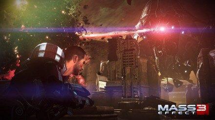 El demo de Mass Effect 3 llega hoy a la PSN
