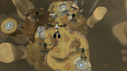 The Ratchet & Clank Collection llega en HD al PS3