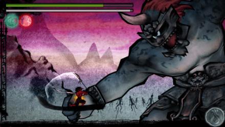 Sumioni: Demon Arts, a la venta hoy para el PlayStation Vita