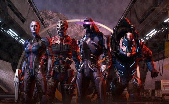 Mass Effect 3: Resurgence Pack – Nuevos mapas, personajes y armas