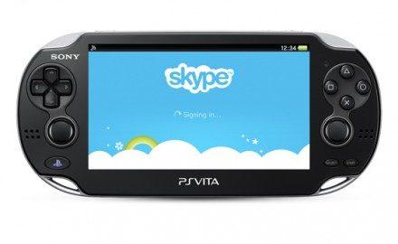 Skype se lanza hoy para el PlayStation Vita