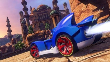 Sonic & All-Stars Racing Transformed en camino al PS3 y al PS Vita