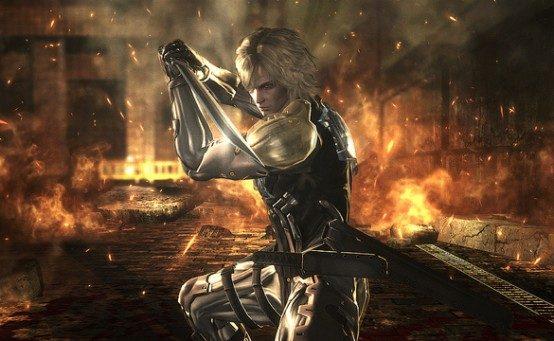 Un corte rápido con Metal Gear Rising: Revengeance