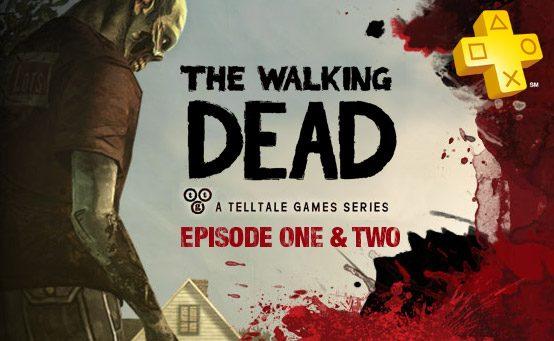 The Walking Dead Episodes 1 & 2 Gratis para los miembros de PlayStation Plus