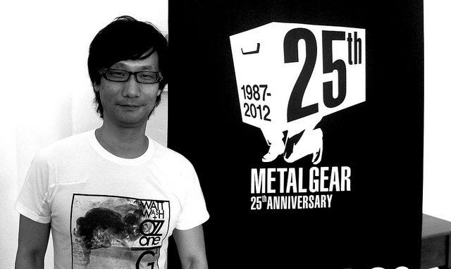 Hideo Kojima habla de los 25 años de Metal Gear