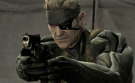 Conoce los trofeos de Metal Gear Solid 4