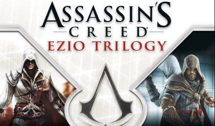 Assassin's Creed Ezio Trilogy llegará en exclusiva al PS3